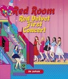 Red Velvet 1st Concert 'Red Room' in JAPAN [BLU-RAY] (Japan Version)