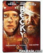 Becky (2020) (DVD) (US Version)