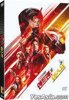 Ant-Man and the Wasp (DVD) (Korea Version)