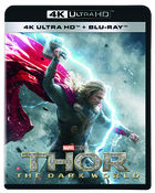 Thor: The Dark World (4K Ultra HD  + Blu-ray) (Japan Version)