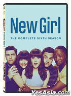 New Girl (DVD) (Ep. 1-22) (The Complete Sixth Season) (US Version)