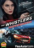 The Whistlers (2019) (DVD) (US Version)