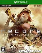 ReCore Definitive Edition (Japan Version)