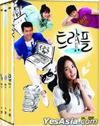 Triple (DVD) (6-Disc) (End) (MBC TV Series) (First Press Limited Edition) (Korea Version)