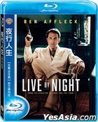 Live by Night (2016) (Blu-ray) (Taiwan Version)