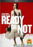 Ready or Not (2019) (DVD) (US Version)