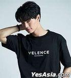 Velence : Tshirt - Black Size M