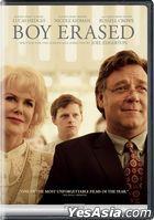 Boy Erased (2018) (DVD) (US Version)