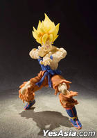 S.H.Figuarts : Dragon Ball Z Super Saiyan Son Goku Super Warrior Awakening Ver.