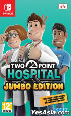 Two Point Hospital: Jumbo Edition (Asian Chinese Version)