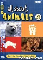 All About Animals 4 (DVD) (Hong Kong Version)