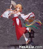Sword Art Online : Asuna Miko Ver. 1:7 Pre-painted PVC Figure