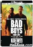 Bad Boys for Life (2020) (4K Ultra HD + Blu-ray) (Steelbook) (Hong Kong Version)