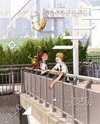 Digimon Adventure tri. 3 'Kokuhaku'  (Blu-ray)(Japan Version)