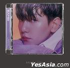 EXO: Baek Hyun Mini Album Vol. 3 - Bambi (Jewel Case Version) (Misty Version) + Random Poster in Tube