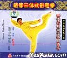 Dai Jia San Ti Shi Xing Yi Quan - San Ti Shi Xing Yi Lian Huan Tui 49 Shi (VCD) (China Version)