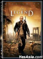 I Am Legend (DVD) (Single Disc Edition) (Hong Kong Version)