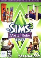 The Sims 3: Master Suite Stuff (英文版) (DVD 版)