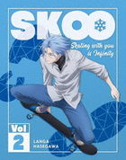 SK8 the Infinity Vol.2 (Blu-ray)(Japan version)