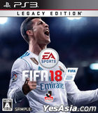 FIFA 18 Legacy Edition (Japan Version)