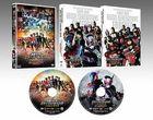 Kamen Rider Heisei Generations Forever  (DVD) (Collector's Pack) (Japan Version)