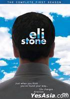 Eli Stone (DVD) (The Complete 1st Season) (Hong Kong Version)
