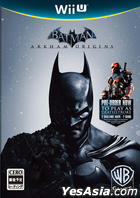 Batman Arkham Origins (Wii U) (Japan Version)