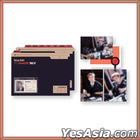 Stray Kids 1ST #LoveSTAY [SKZ-X] OFFICIAL GOODS - Postcard & ID File Set (HAN)