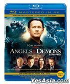Angels & Demons (Blu-ray) (Mastered in 4K) (Korea Version)