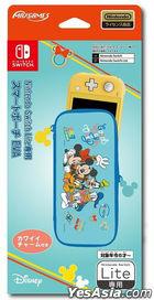 Nintendo Switch Lite Smart Pouch EVA Mickey & Friends (Japan Version)
