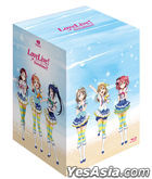 Love Live! Sunshine!! (Blu-ray) (7-Disc + Earphones + Calendar + Magnet Set) (Ultimate Fan Edition) (Korea Version)