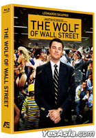 The Wolf of Wall Street (Blu-ray) (Lenticular Full Slip Numbering Limited Edition) (Korea Version)