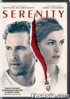 Serenity (2019) (DVD) (US Version)