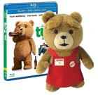 Ted Special Box  (Blu-ray)(First Press Limited Edition)(Japan Version)