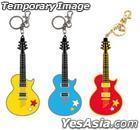 Marry Me, Mary! (KBS TV Drama) - Jang Keun Suk Guitar Key Holder (Blue)