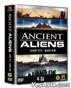 Ancient Aliens Vol. 4 (5DVD) (Korea Vesion)