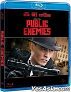 Public Enemies (Blu-ray) (Hong Kong Version)