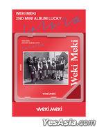 Weki Meki Mini Album Vol. 2 - Lucky (Kihno Edition)