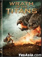 Wrath of the Titans (2012) (DVD) (Hong Kong Version)