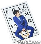 Eric Nam Mini Album - Interview (Autographed CD) (Limited Edition)