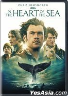 In the Heart of the Sea (2015) (DVD) (US Version)