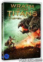 Wrath of the Titans (DVD) (Korea Version)