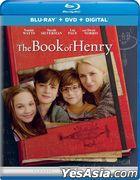 The Book of Henry (2017) (Blu-ray + DVD + Digital) (US Version)