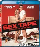 Sex Tape (2014) (Blu-ray) (Hong Kong Version)