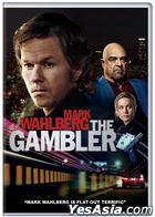 The Gambler (2014) (DVD) (Hong Kong Version)