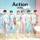 Action (ALBUM+DVD) (Japan Version)