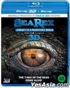 Sea Rex 3D: Journey To A Prehistoric World (Blu-ray) (3D) (Korea Version)