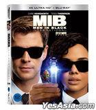 Men in Black: International (4K Ultra HD + Blu-ray) (3-Disc) (Slip Case Limited Edition) (Korea Version)