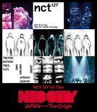 NCT 127 1st Tour 'NEO CITY: JAPAN - The Origin' [BLU-RAY] (Normal Edition) (Japan Version)