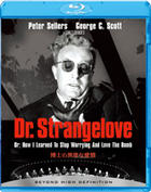 Dr. Strangelove or: How I Learned to Stop Worrying and Love the Bomb (1964) (Blu-ray) (Japan Version)
